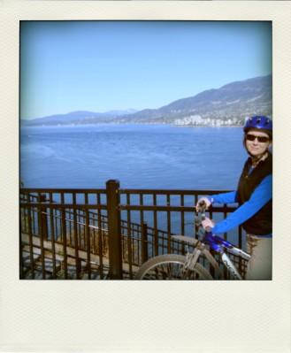 ...bike ride around the Seawall